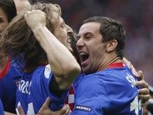 Фотогалерея: Евро-2008: Хорватское счастье