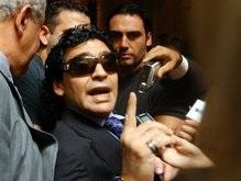Марадона пошел в политику
