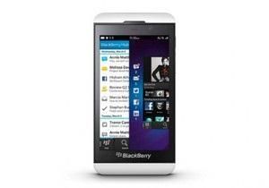 RIM показала два принципиально новых смартфона BlackBerry