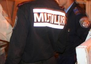 За 2012 год в Донецкой области ликвидированы 25 ОПГ - милиция