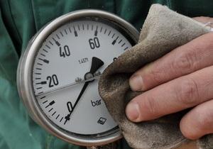 В июле средняя цена импортируемого в Украину газа составила $406