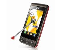 LG Electronics представляет новую серию телефонов с полноценным сенсорным дисплеем