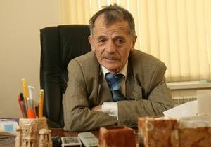 Лидера крымских татар намерены выдвинуть на премию Сахарова