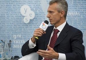 Хорошковский: Правительство внесло проект госбюджета на 2013 год в Раду