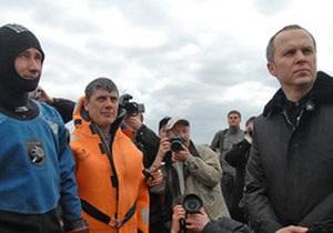 Шуфрич объявил в Черновицкой области чрезвычайное положение