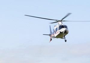 В Индонезии разбился вертолет с военными спасателями
