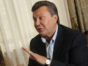 Янукович исключил премьерство Тимошенко в случае своей победы на выборах
