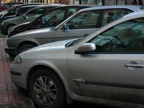 В Киеве установили 16 новых паркоматов