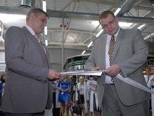 Новая линия запущена на Киевском заводе «Славутич»
