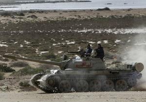Рядом с Триполи идут бои за НПЗ