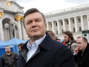 Янукович: Премьером станет человек, за которого мне не будет стыдно