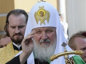 Патриарх Кирилл помолился о дружбе между двумя флотами в Севастополе