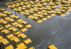 Ураган Сэнди - новости США: В США продают сотни авто, оставшихся без хозяев после урагана Сэнди