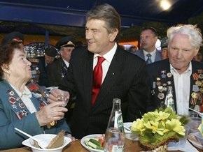 Ющенко призвал украинцев почтить память жертв концлагерей