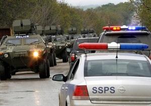 Полиция Грузии предотвратила теракт в мэрии Кутаиси