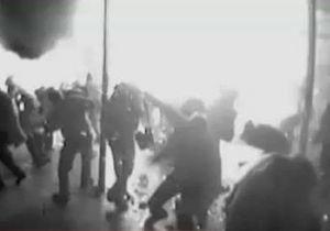 СМИ опубликовали неизвестное видео взрыва в Домодедово