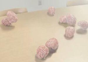 Fiat выпустила вирусную рекламу о живых мозгах