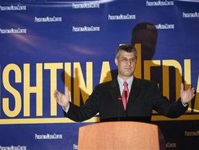Кортеж премьер-министра Косово забросали камнями