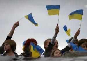 Численность населения Украины за два месяца 2012 года сократилась на 30 тысяч человек