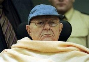 Свидетелю в деле Демьянюка угрожает обвинение в убийстве 430 тыс. евреев