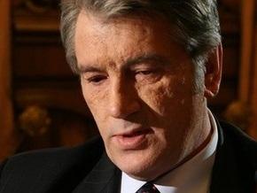 Трагедия в Днепропетровске: Ющенко выразил глубокие соболезнования