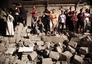 НАТО расследует обстоятельства авиаудара по жилому дому в Триполи