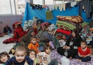 Война в Сирии: Число беженцев из Сирии превысило полтора миллиона