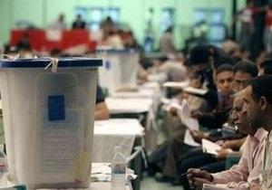 Пересчет голосов в Ираке не привел к перераспределению парламентских мест