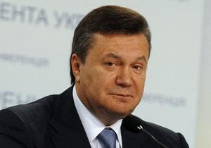 Янукович пригласил наблюдателей ПАСЕ посетить местные выборы в Украине