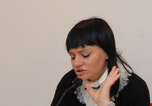 Кильчицкая прокомментировала увольнение Черновецкого