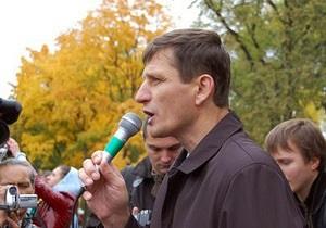 Представитель Свободы стал главой Ивано-Франковского облсовета