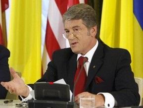 Ющенко хочет рассказать Обаме о главной угрозе Восточной Европе