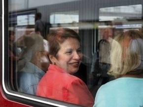 Киевляне предлагают продлить маршрут городской электрички