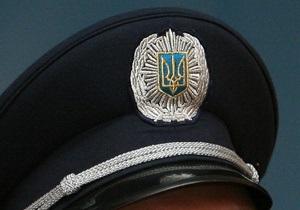 В Хмельницкой области милиция остановила пьяного водителя только с применением оружия