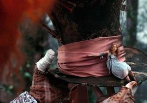 Алиса в стране чудес собрала в России $13,2 млн