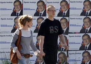 Польша выбирает нового президента