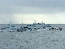 У побережья Китая затонуло судно с железной рудой