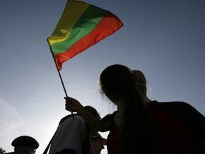 В столице Литвы прошли сразу четыре акции протеста