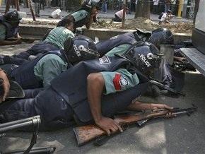 В ходе бунта пограничников в Бангладеш погибли 77 человек