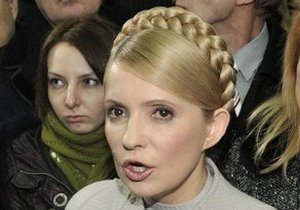 РИА Новости: Тимошенко приготовила для Януковича полосу препятствий