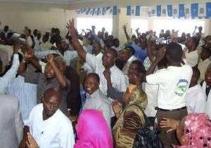 Боевики обстреляли здание парламента Сомали: 16 погибших, более 30 раненых