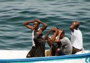 В Нидерландах начинается первый в Европе суд над сомалийскими пиратами