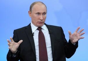 Путин о сотрудничестве с оппозицией: Идите ко мне, бандерлоги