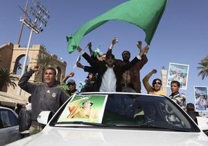 День гнева в Ливии: оппозиция заявила о гибели шести демонстрантов