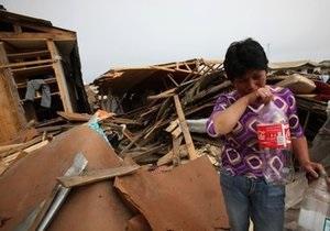 Власти Чили понизили данные о числе жертв землетрясения