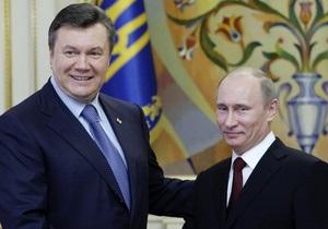 WSJ: Украина сопротивляется России по Таможенному союзу