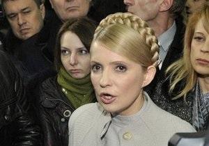 Ъ: Юлия Тимошенко перепремьерствует президента