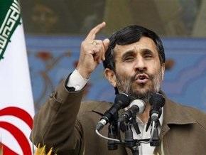 Ахмадинежад: Иран готов вести диалог с США
