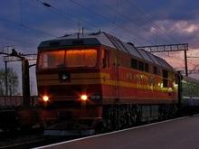 Крымский поезд насмерть сбил мужчину