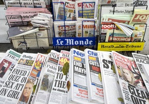 Ъ: Кабмин поменяет порядок продажи зарубежной прессы в Украине